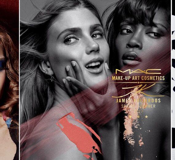 3 нови имена в екипа на MAC Cosmetics създават красота за модния подиум