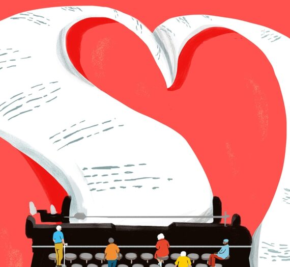 Конкурс за най-романтично любовно писмо