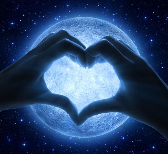 Ритуал за привличане на любов по време на пълнолуние