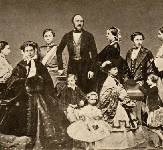 Кралица Виктория и нейният ангел Алберт